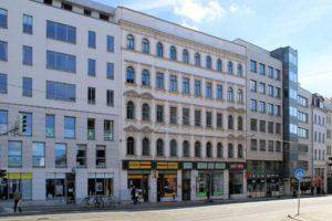Wohnhaus Peterssteinweg 1 Leipzig