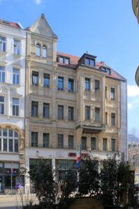 Wohnhaus Peterssteinweg 17 Leipzig