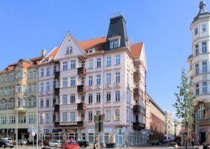 Wohnhaus Peterssteinweg 15 Leipzig