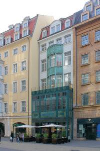 Geschäftshaus Petersstraße 22 Leipzig