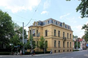Villa Pfaffendorfer Straße 25