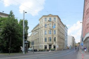 Wohnhaus Pfaffendorfer Straße 1 Leipzig