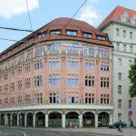 Zentrum-Nord, Pfaffendorfer Straße