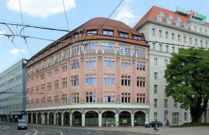 Geschäftshaus Pfaffendorfer Straße 2 Leipzig