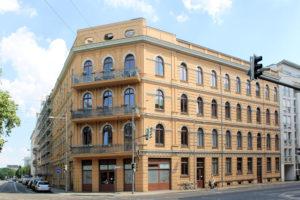 Wohnhaus Pfaffendorfer Straße 24 Leipzig