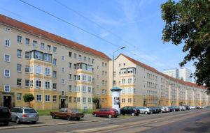 Wohnanlage Philipp-Rosental-Straße 42 bis 64 Leipzig