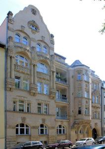 Wohnhaus Philipp-Rosenthal-Straße 21 Leipzig