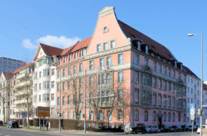 Wohnhaus Philipp-Rosenthal-Straße 22 Leipzig