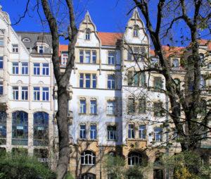 Wohn- und Geschäftshaus Dittrichring 16 Leipzig