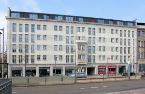 Wohnhaus Ranstädter Steinweg 20 bis 22 Leipzig