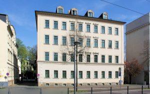 Wohnhaus Ranstädter Steinweg 24 Leipzig
