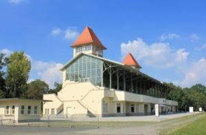 Rennbahn Scheibenholz Leipzig