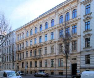 Wohnhaus Riemannstraße 35/37 Leipzig