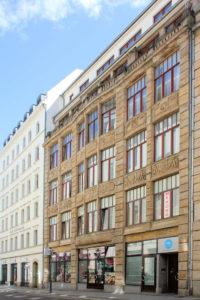 Geschäftshaus Ritterstraße 44-48 Leipzig