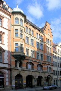 Wohn- und Geschäftshaus Ritterstraße 5 Leipzig