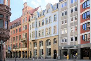 Wohn- und Geschäftshaus Ritterstraße 14 Leipzig