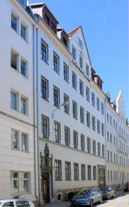 Wohnhaus Rosentalgasse 7 Leipzig