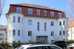 Wohnhaus Rosentalgasse 17 bis 19 Leipzig