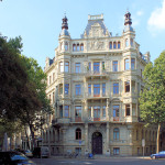 Zentrum-Süd, Roßbachhaus