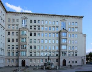 Wohnbebauung Rossplatz 1 bis 3 Leipzig