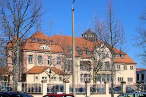 Sächsisches Finanzgericht (ehem. Königlich-sächsische Stadtkommandantur)