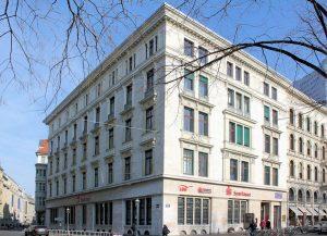 Wohn- und Geschäftshaus Schillerstraße 4 Leipzig