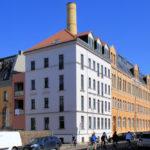 Zentrum-West, Schrebergässchen 3