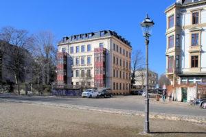 Wohnhaus Schreberstraße 1 Leipzig
