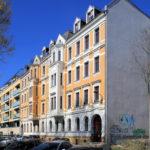 Zentrum-West, Schreberstraße 14/14b