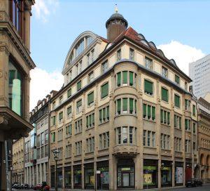 Schrödter-Haus Leipzig