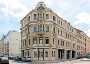 Wohnhaus Schützenstraße 8/10 Leipzig