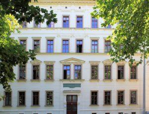 Schumann-Haus am Floßplatz Leipzig