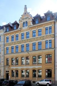 Wohnhaus Paul-Gruner-Straße 59 Leipzig (Dr. Schuster´sche Lehranstalt
