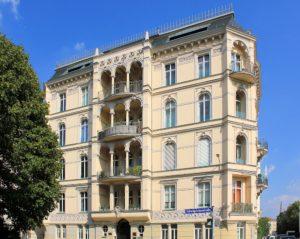 Wohnhaus Schwägrichenstraße 15 Leipzig