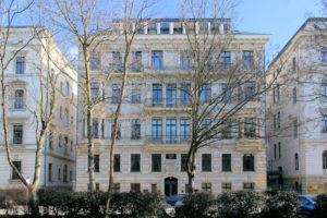 Wohnhaus Barth Leipzig