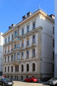 Wohnhaus Schwägrichenstraße 3 Leipzig