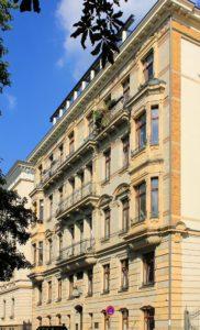 Wohnhaus Schwägrichenstraße 11 Leipzig