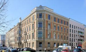 Wohnhaus Stephanstraße 16 Leipzig