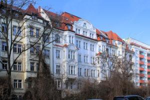 Wohnhaus Simsonstraße 5 Leipzig