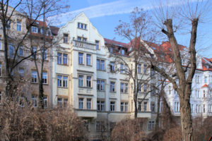 Wohnhaus Simsonstraße 6 Leipzig
