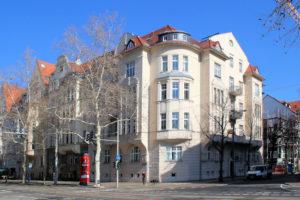 Wohnhaus Springerstraße 17 Leipzig