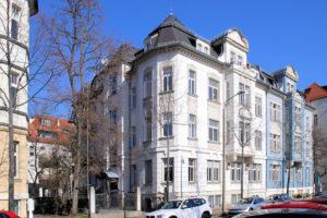 Wohnhaus Springerstraße 13 Leipzig