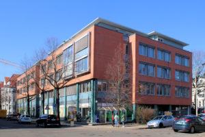 Wohn- und Geschäftshaus Springerstraße 23/25 Leipzig