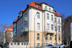 Wohnhaus Springerstraße 11 Leipzig