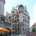 Stadthaus Leipzig, Burgplatz