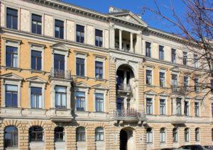 Wohnhaus Stephanstraße 10/12 Leipzig