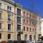 Zentrum-West, Stephanstraße 8
