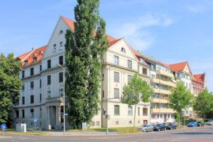Wohnhaus Straße des 18. Oktober Nr. 17 Leipzig