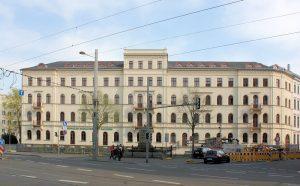 ehem. Wohnhaus Thomasiusstraße 1 Leipzig