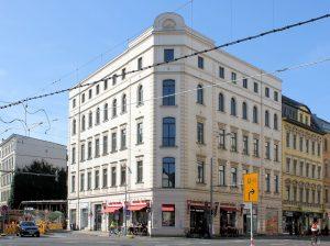 Wohnhaus Thomasiusstraße 2 Leipzig